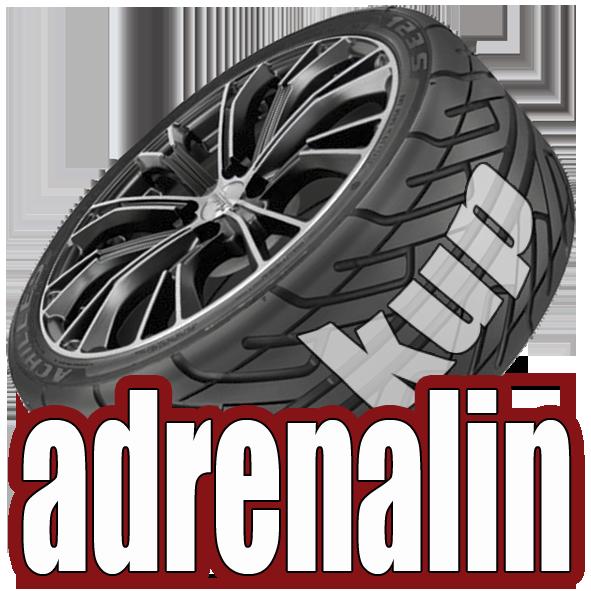 Adrenalinové jízdy